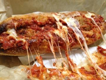 Meatball Hero from Bunk Sandwiches AKA Heaven